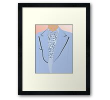 Harry's Monkey Suit Framed Print