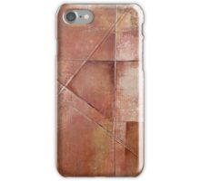Off On A Tangent iPhone Case/Skin