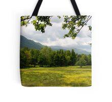 Cades Cove Meadow Tote Bag