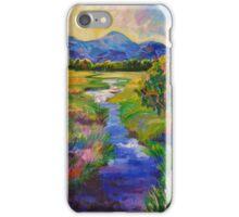 Cascade Sunset iPhone Case/Skin