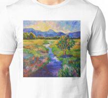 Cascade Sunset Unisex T-Shirt