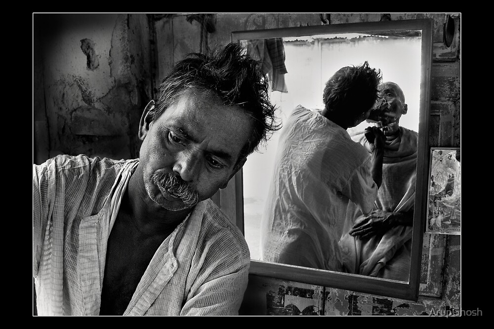 A Barber by ArupGhosh