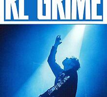 RL GRIME poster by kalakta