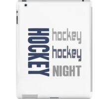 Hockey Night  iPad Case/Skin