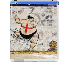 Chinese Takeout Street Art London Urban Wall Graffiti Artist Prolifik iPad Case/Skin