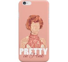 Pretty in Pink iPhone Case/Skin