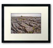 The Burren, Doolin, Ireland Framed Print
