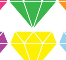 diamonds Sticker