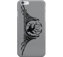 F.I.S.T.S iPhone Case/Skin