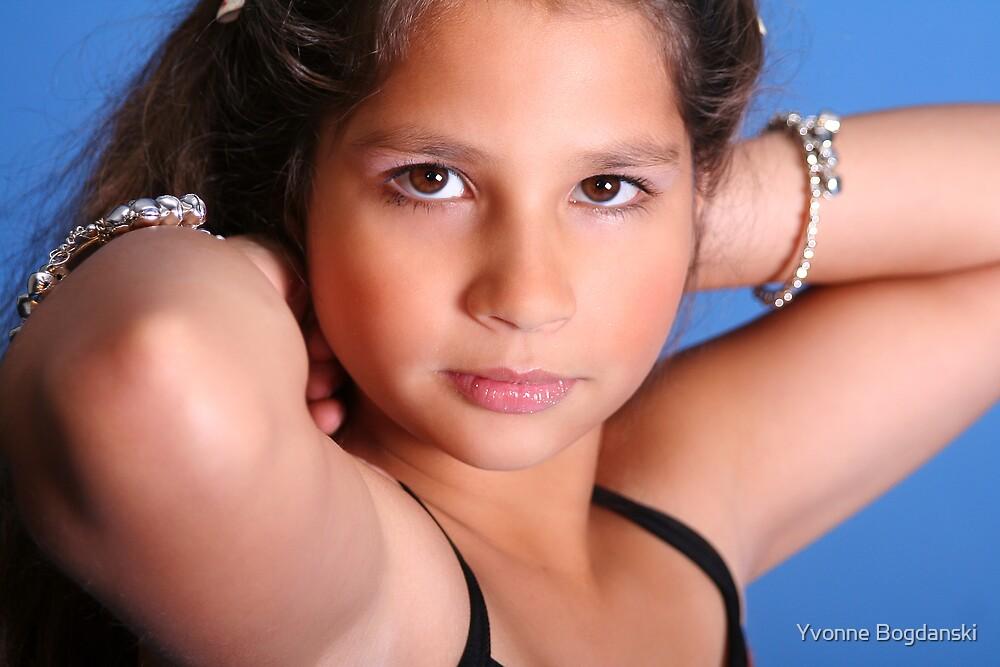 Sweet Girl by Yvonne Bogdanski