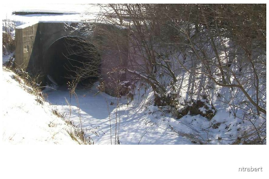 underground winter by ntrabert