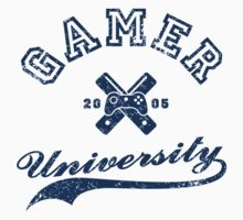 Gamer University One Piece - Short Sleeve