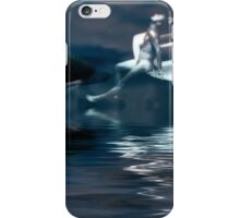 It's Just That The Moon Was Full... iPhone Case/Skin