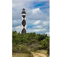 Cape Lookout Lighthouse Photographic Print
