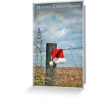 Bush Christmas Greeting Card