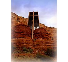 Church in the Rock Photographic Print