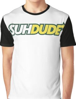 suh dude subway Graphic T-Shirt