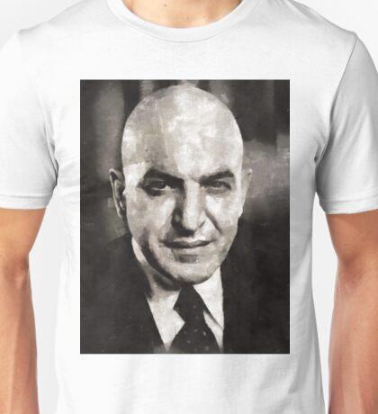 Telly Savalas, Actor - Kojak Unisex T-Shirt