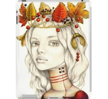 Autumn Feast iPad Case/Skin