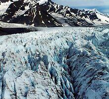 Twenty Mile Glacier by summeranne