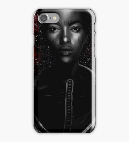 Cosmo Sultana. iPhone Case/Skin