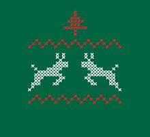 Knit design Christmas Unisex T-Shirt