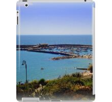 View from Langmore Gardens iPad Case/Skin