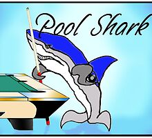 Pool Shark Challenge by kurtmarcelle