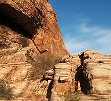 Red Rock National Park by Sandy Tran