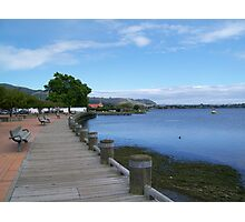 Lake Rotorua, New Zealand Photographic Print