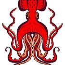 Squid 2 by JadeGordon