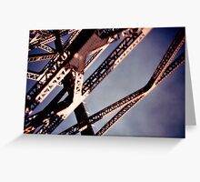 storey bridge Greeting Card