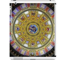 Heavenly ceiling iPad Case/Skin