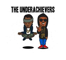 The Underachievers cartoon   by fltbushzombie47