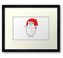 Kill Your Toy Framed Print