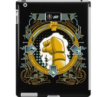 Sacred Command iPad Case/Skin