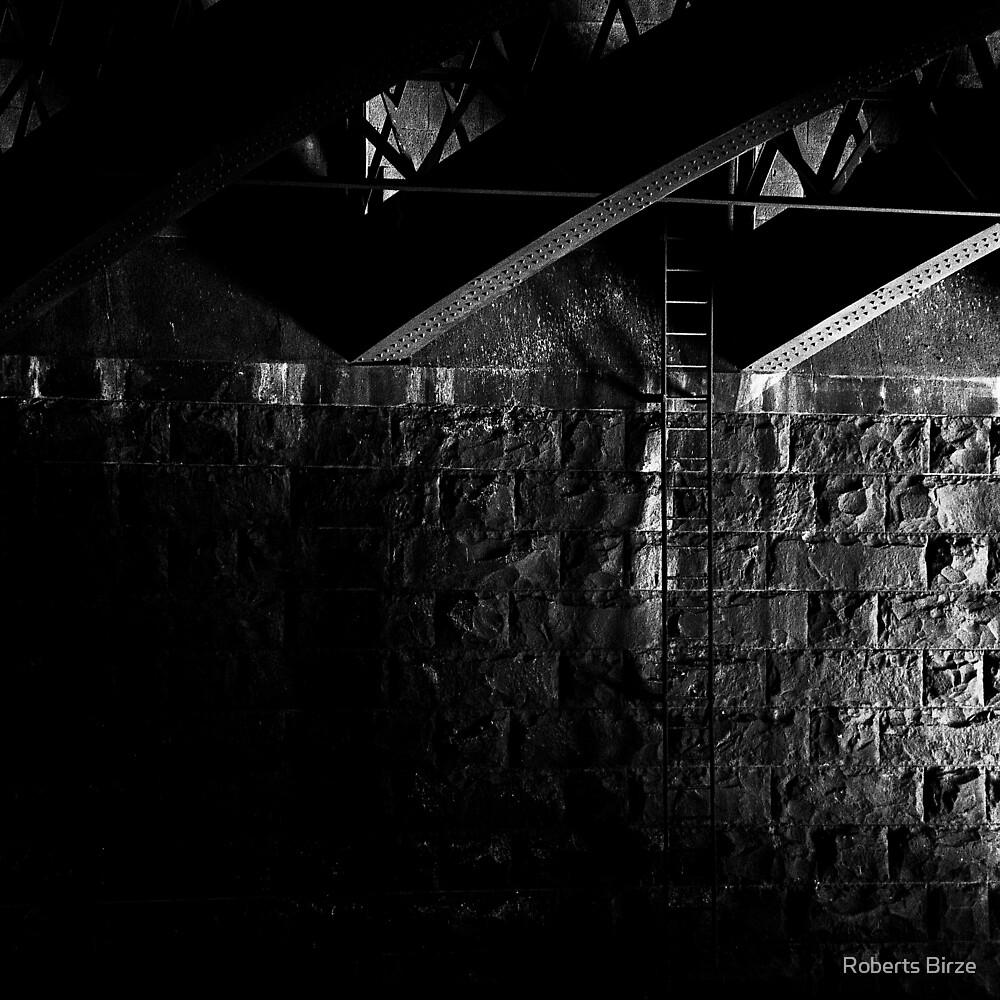 Under the Princess Bridge by Roberts Birze