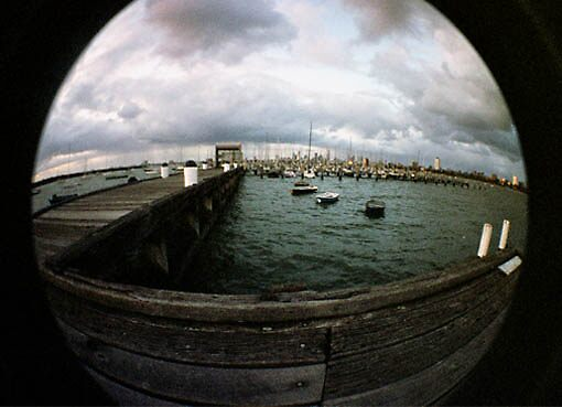 ST KILDA PIER by SLONG