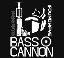 Soundwave: Power Up the Bass Cannon T-Shirt
