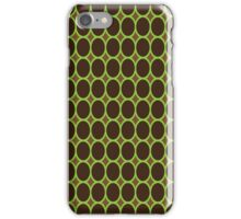 Mint Chocolate Dots iPhone Case/Skin