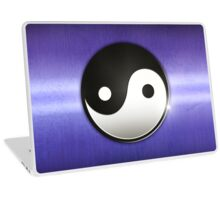 Yin and Yang Renamon symbol Laptop Skin