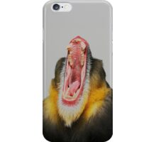 Monkey Bored iPhone Case/Skin