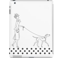 Ladies on Parade iPad Case/Skin