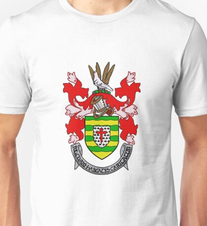 Donegal County Coat of Arms Unisex T-Shirt