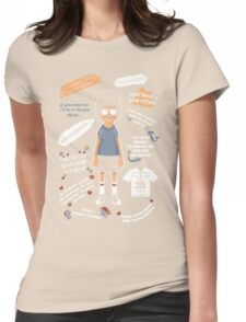 Tina Quotes Womens Fitted T-Shirt