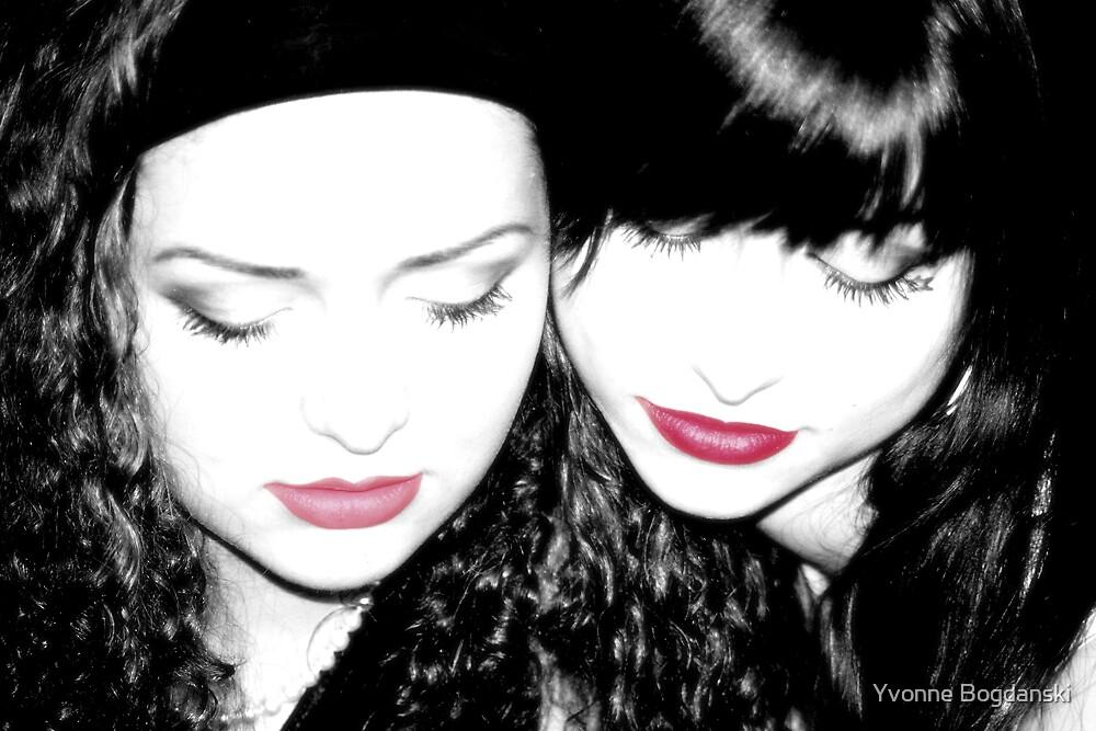 Girlfriends by Yvonne Bogdanski