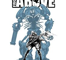 From Above Comic by Craig Bruyn