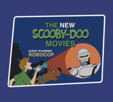 Scooby-Doo Meets Robocop by bestnevermade