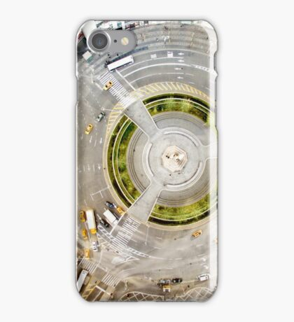 Columbus Circle iPhone Case/Skin