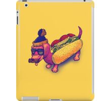 The Chicago Dog iPad Case/Skin